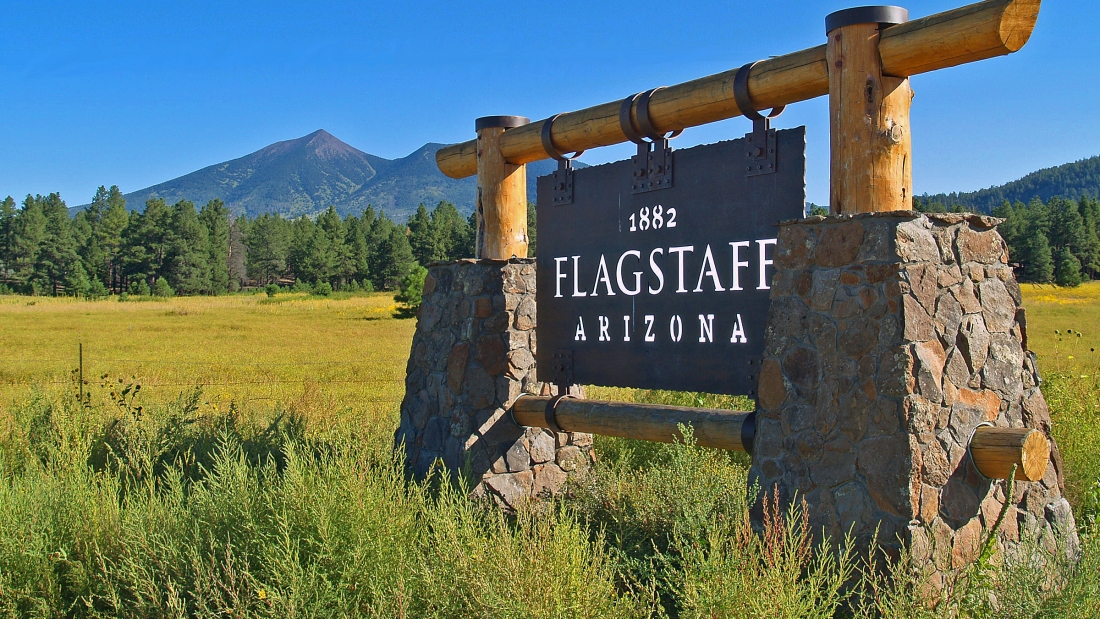 Flagstaff - feature