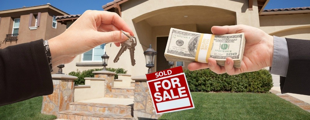 down payment - pay