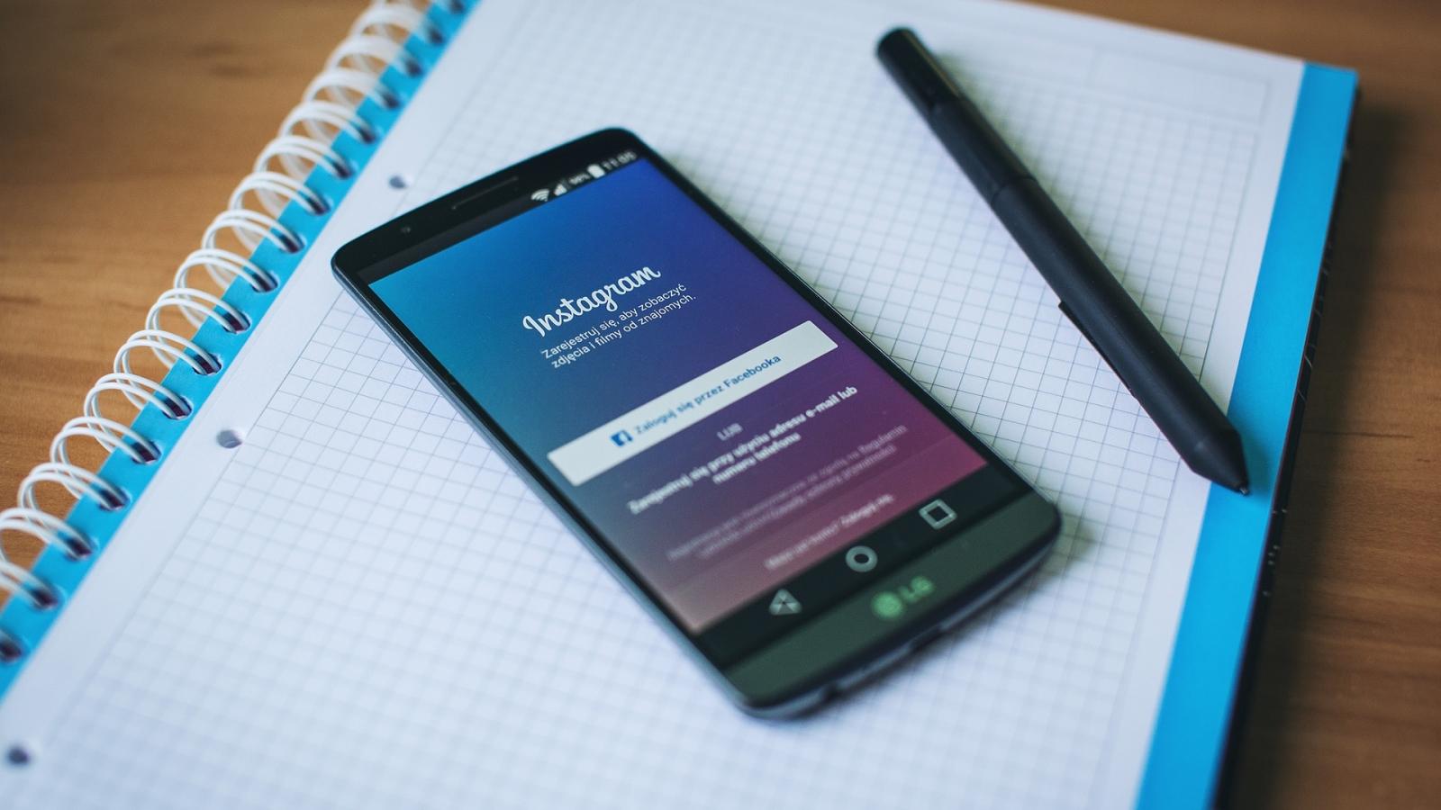 instagram - feature