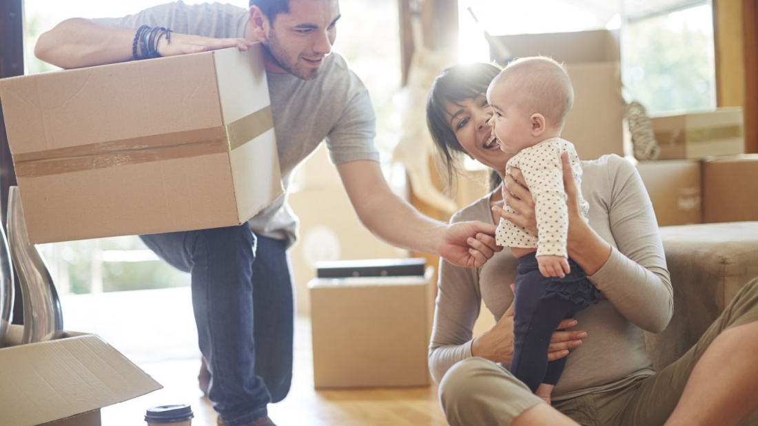 conventional loan - family moving