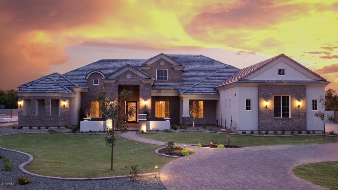 dream home - home