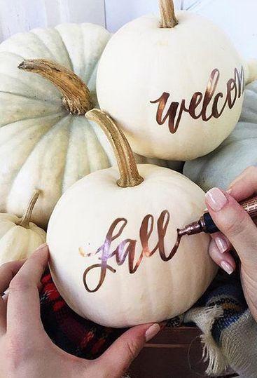 fall - diy