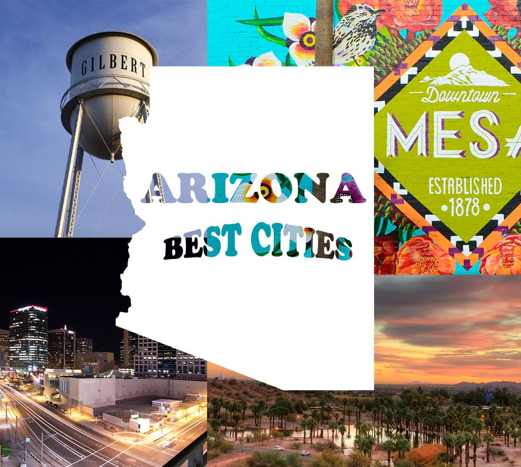 trendiest cities in the valley - az
