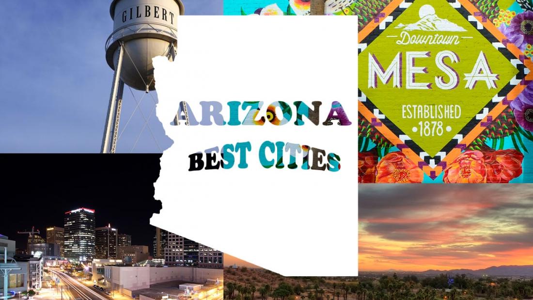 trendiest cities in the valley - az