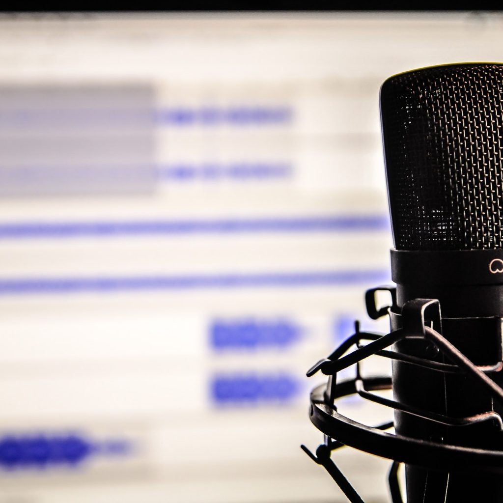 motivational podcasts - computer