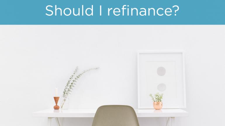 refinance blog