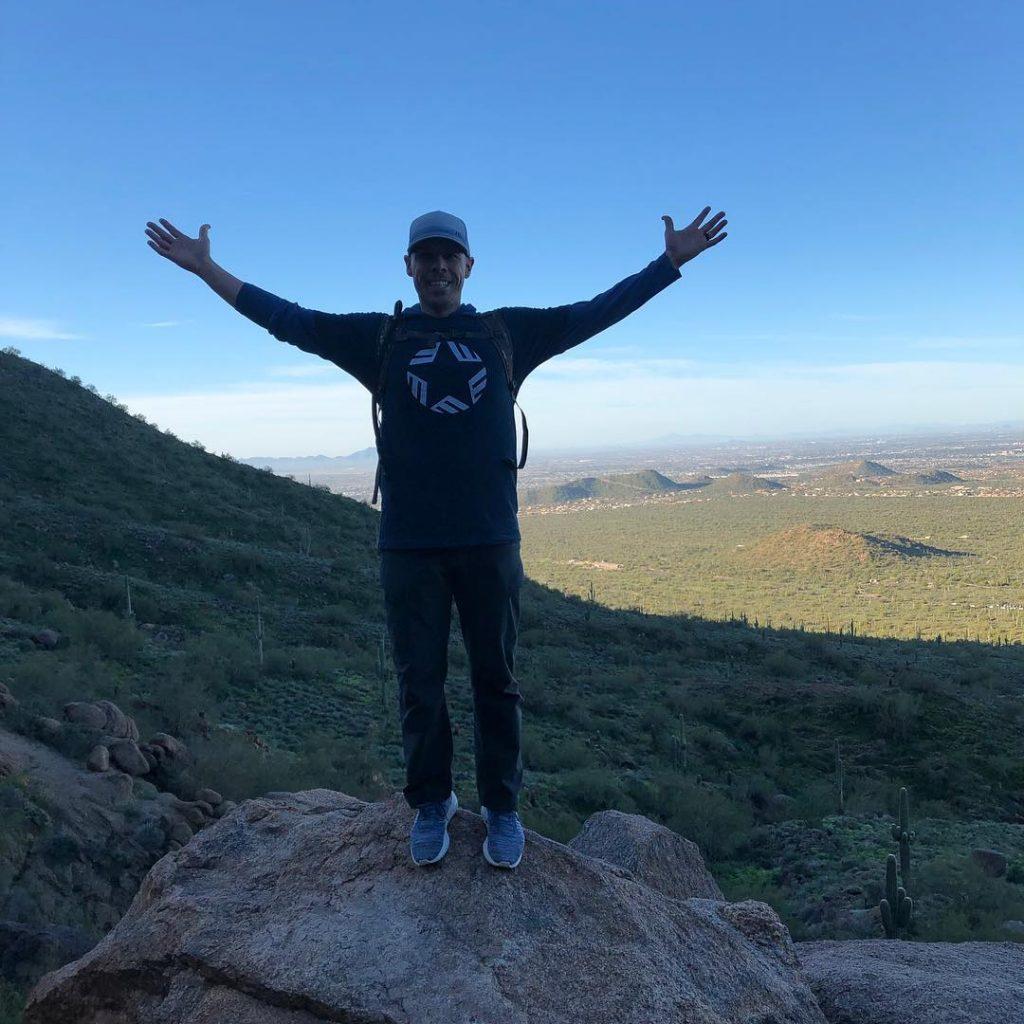 Beautiful Arizona Hike with Sun American Mortgage