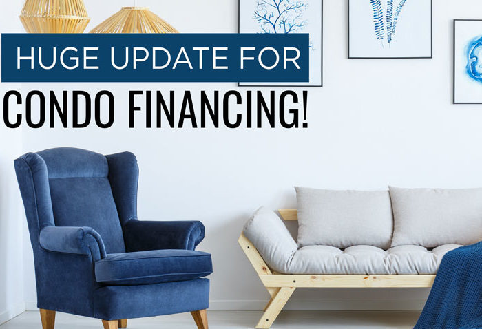 Huge Updates – FHA Makes it Easier to Finance Condos