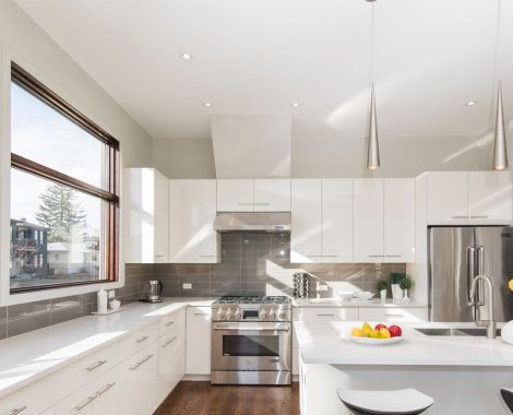 Home Renovation Loan Modern Kitchen